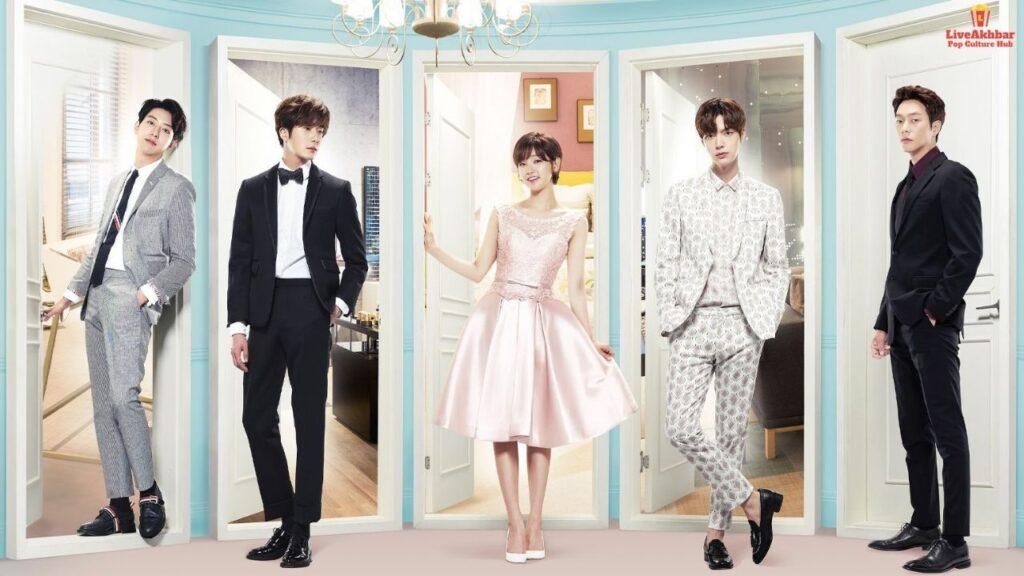 Cinderella with Four Knights Season 2 Cast