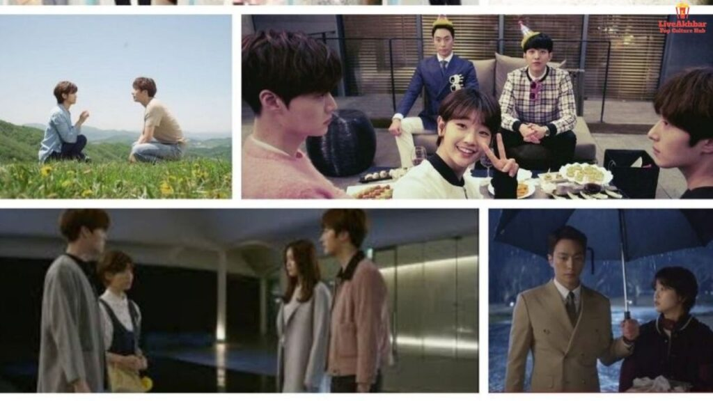 Cinderella with Four Knights Plot
