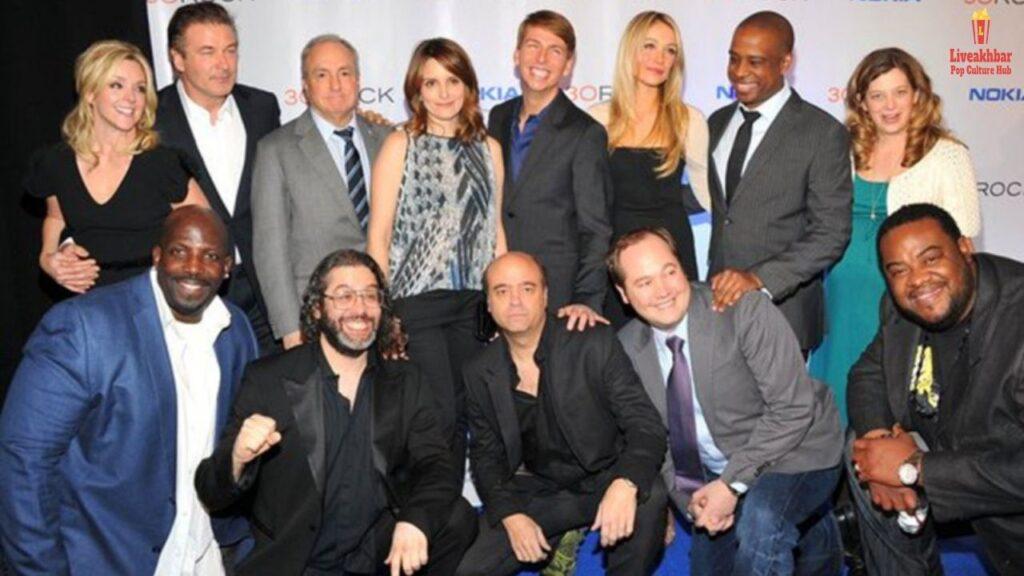 30 Rock Season 8 cast