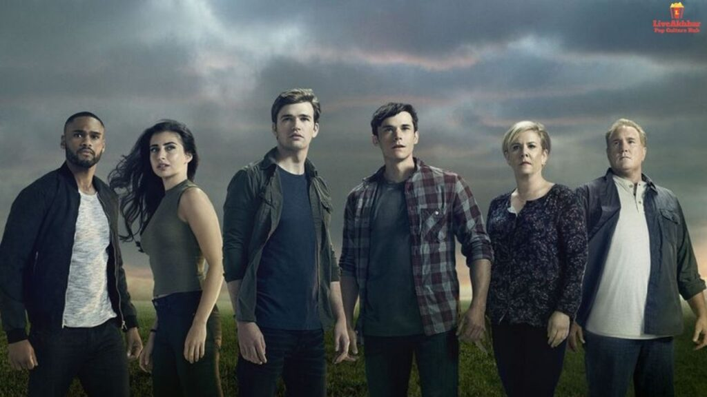 Beyond Season 3 Cast