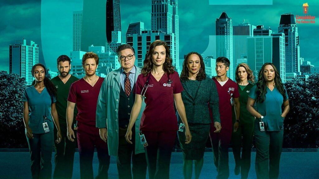 Chicago Med Season 8