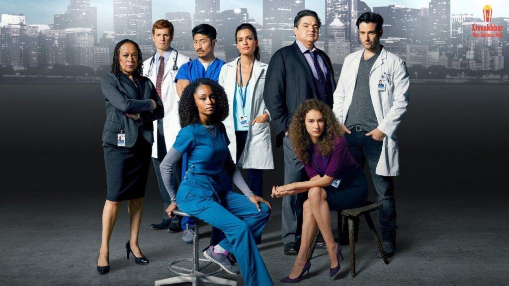 Chicago Med Season 8 release date