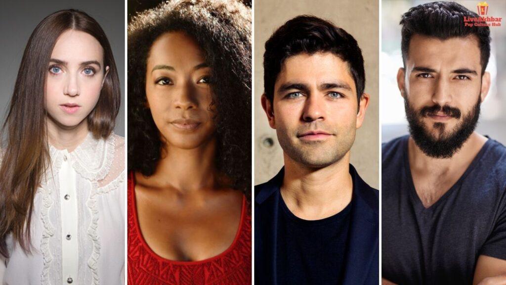 Clickbait Season 2 Cast: Who's in it?