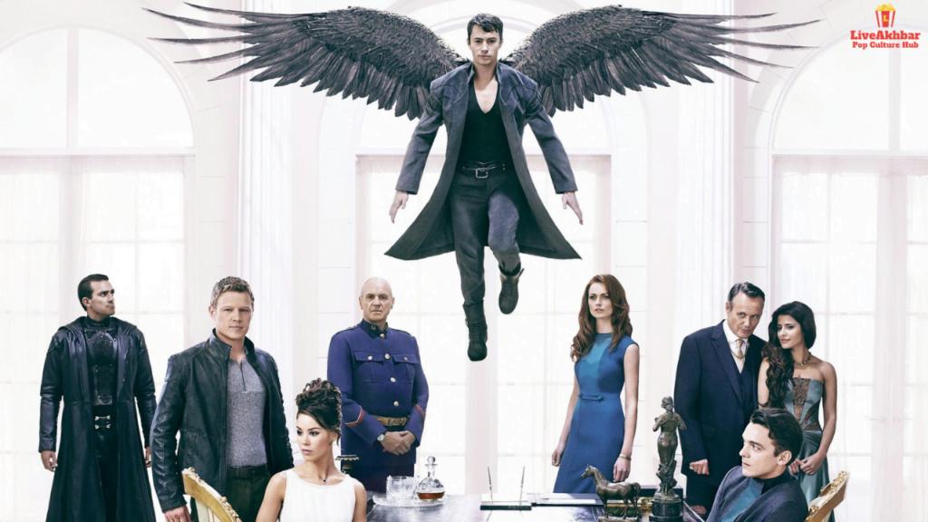 Dominion Season 3 Cast and Crew