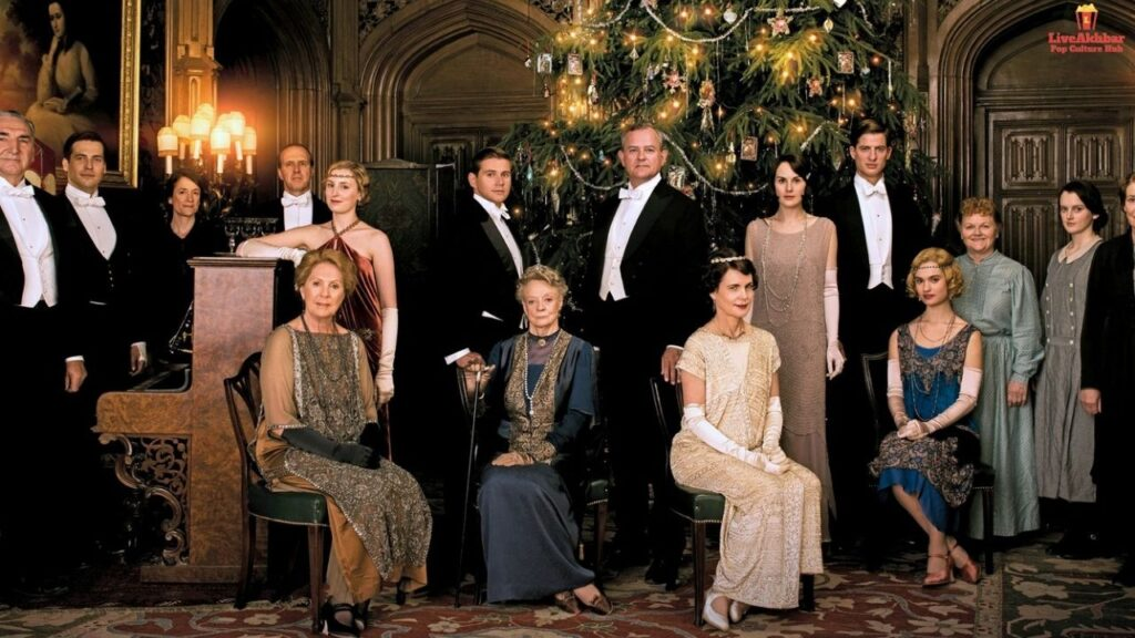 Downton Abbey Season 7 cast