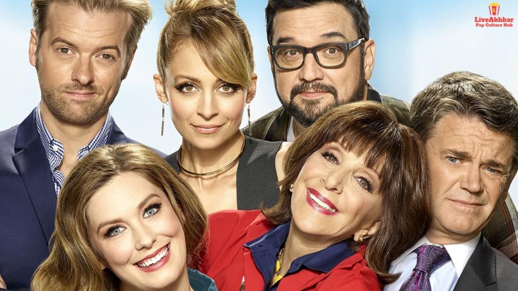 Great News Season 3 Cast