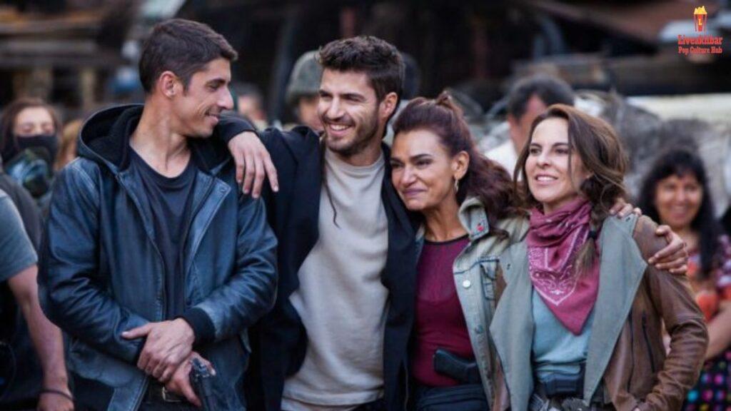 Ingobernable Season 3 cast