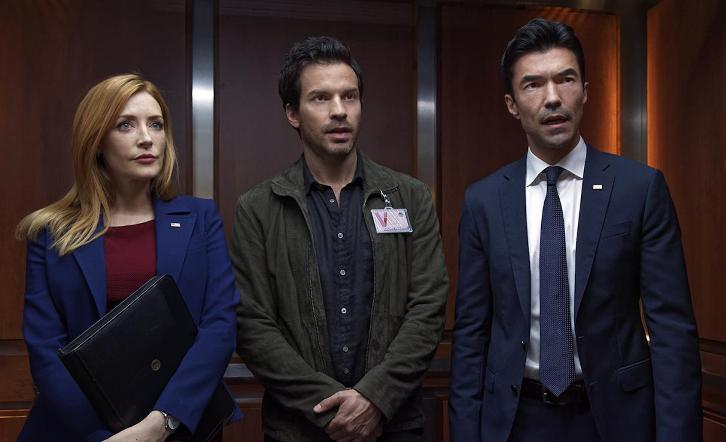 Salvation Season 3 cast