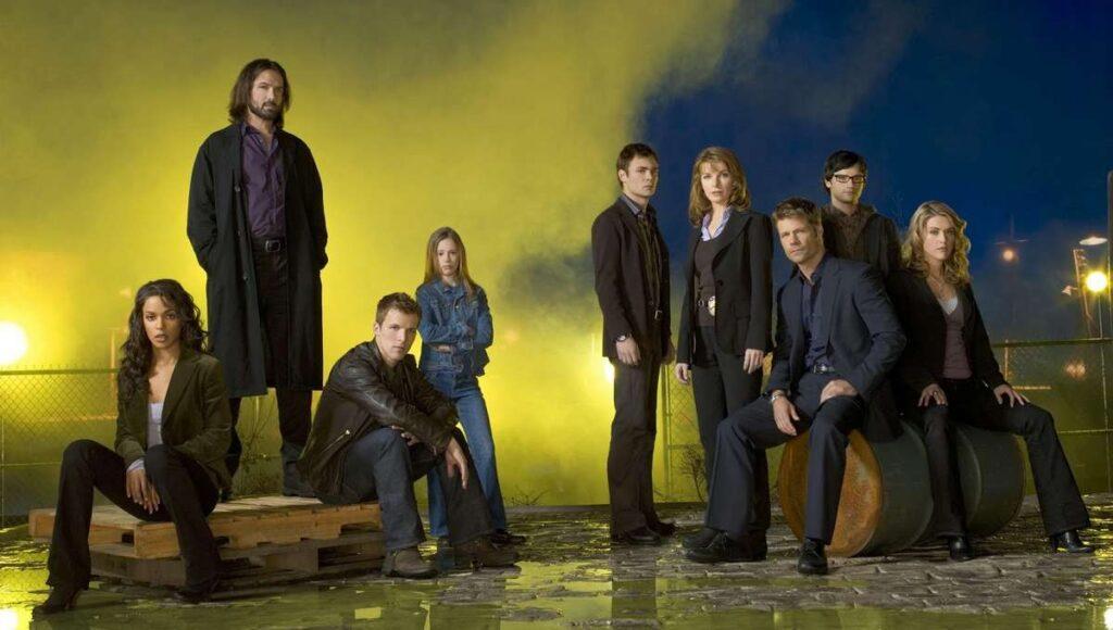 The 4400 Season 5: Cast