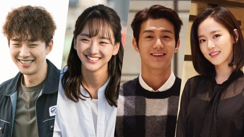 Just Between Lovers Season 2 Cast