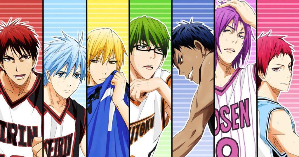 Kuroko No Basket Season 4 Release Date
