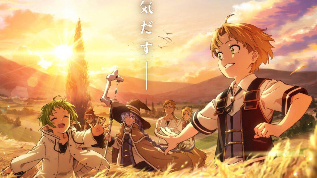 Moshuko Tensei Season 2 release date