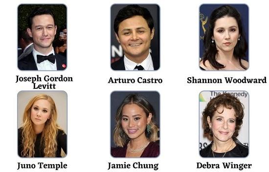 Mr. Corman Season 2 Cast