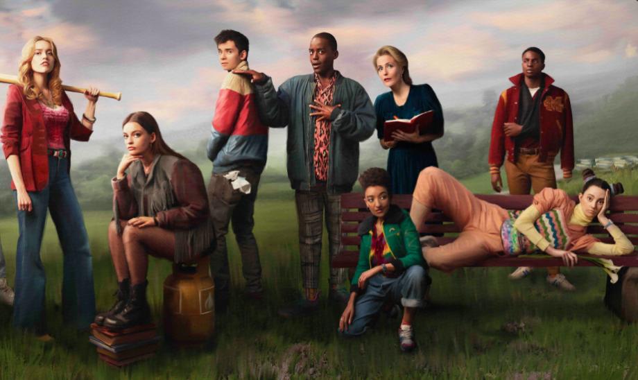 Sex Education Season 4 Cast