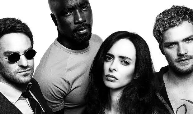 The Defenders Season 2 cast
