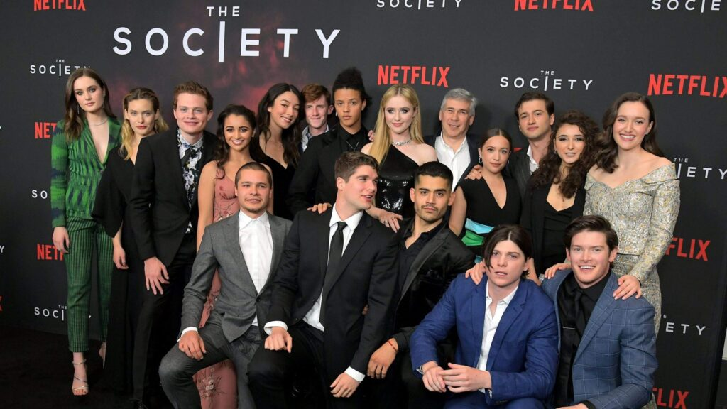 The Society Season 2 CAST
