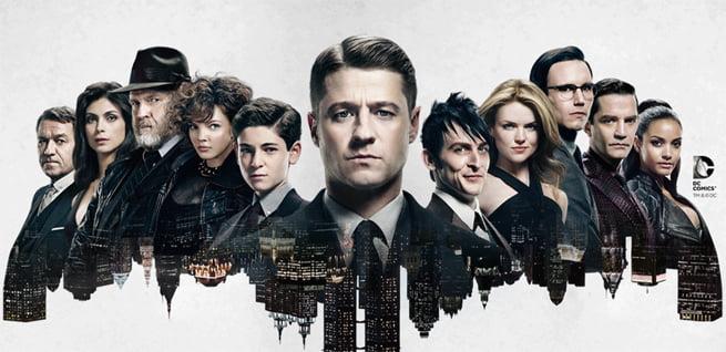 Gotham Season 6 cast