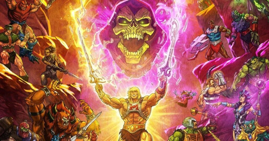 Masters of the Universe: Revelation Season 2 Release Date