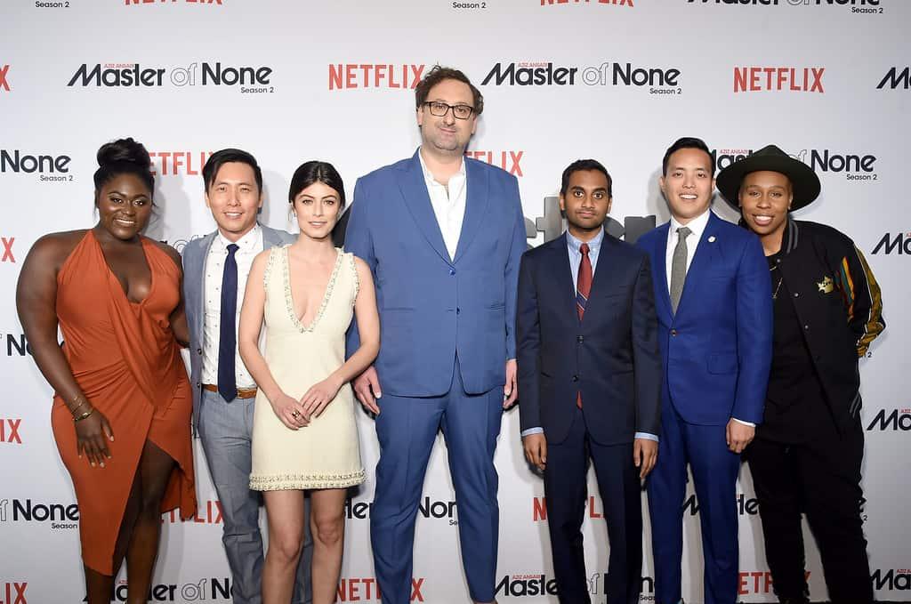 Master of None season 4 Cast