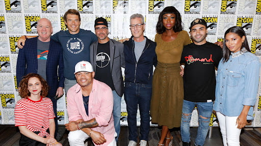 The Purge Season 3 Cast