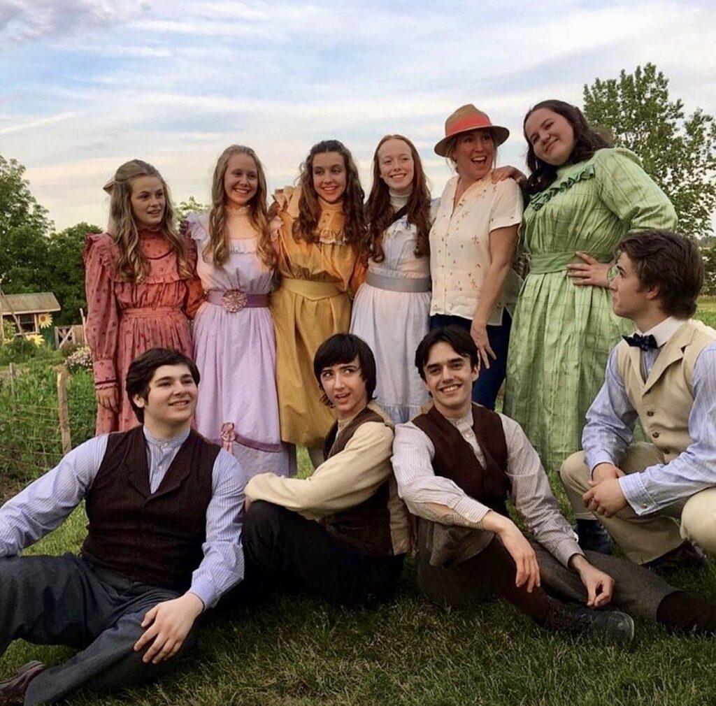 Anne with an E Season 4 Star Cast